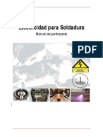 Manual Electricidad Para Soldadura