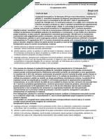 DREPT CIVIL-Curte de Apel-Proba Practica-grila Nr. 1