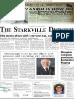 Starkville Dispatch eEdition 6-6-19