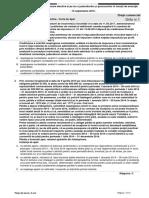 DREPT COMERCIAL-Curte de Apel-Proba Practica-grila Nr. 1