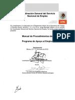 Manual de Procedimientos PAE 2012 v.2