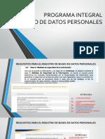 Implementacion Registro Bases de Datos