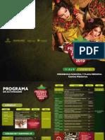 Festival de la Fresa Irapuato 2019