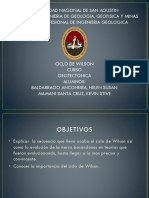 Ciclo de Willson