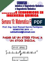 2019 - Ceiq - Semana 10 - Matematica Financiera - Parte 2