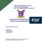 Lab Oratorio 1 Microscop i o