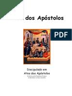 Discipulado Em Atos Dos Apóstolos