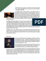 Guadalupe Victoria y Nicolas Bravo Biografias