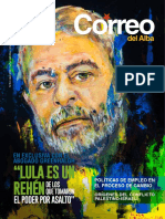 "Revista ""Correo del Alba"" No. 84 - Abril, 2019."