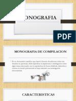 Monografia de Compilacion