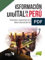 Transformación Digital en El Perú