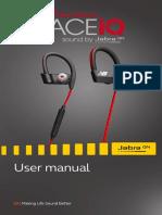 New Balance PaceIQ Wireless Manual