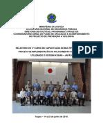 Curso Em Tóquio - Relatório Geral 2010 FINAL