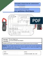 Cours Prof Les Systemes Electriques