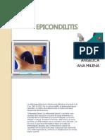 EPICONDILITIS EXPOSICIÒN