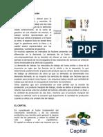 Factores de La Producción Rafa