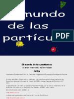 Historieta Sobre El Experimento en El CERN