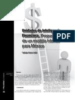 Unidades de Inteligencia Financiera. Propuesta de un modelo híbrido para México
