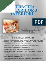 extractie atipica
