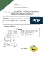 Evaluacion Formativa Geometria Unidad 2...2016