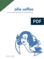 Espresso Training Manual 2017