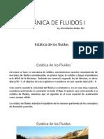 3 MDF I - Estática de Los Fluidos