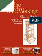 Krenovian Clamp Rack Free Plan