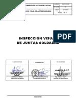 SIG-PR-CS-004 - Procedimiento de Inspección Visual