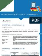 Guia Rápido Plant 3D