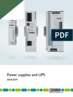 Phoenix-Power Supplies UPS