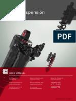95.4118.001.000 User Manual Rear Suspension Rev b