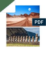 Recortes Paisajes de Chile