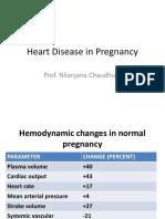 Heart Disease in Pregnancy