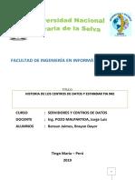 Beraun Jaimes - Centros de Datos