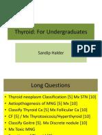 Thyroid UG