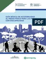 GUÍA BÁSICA DE ACCESIBILIDAD AL MEDIO FÍSICO PARA LAS PERSONAS CON DISCAPACIDAD