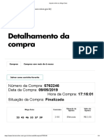 Mega Acumulada - Bolao TI - Comprovante