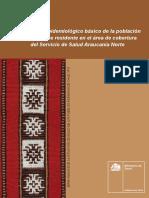 SERIE PUBLICACIONES SITUACION DE SALUD N° 8 ARAUCANIA NORTE