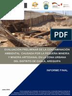 Contaminac Pm y Ma Chala
