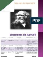 Ecuaciones Maxwell y Ondas Electromagneticas