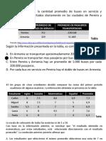 Preguntas tipo ICFES matemáticas (2013)