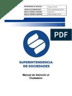 ATC-M-001 Manual Atencion Al Ciudadano