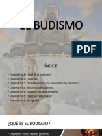 Breve resumen sobre el Budismo