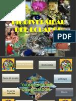 biodiversdad de ecuador
