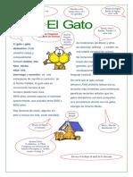 Ejrcicio Word El Gato - Columnas e Imagenes