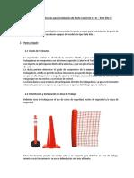 Especificaciones Técnicas Para Instalación de Poste Concreto 11 m (008)