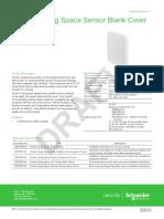 SmartX Blank Cover_Z207550-0A