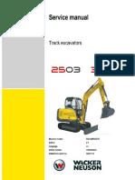 Service Manual 2503-3503