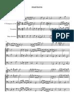 Marinera2 - Partitura y Partes