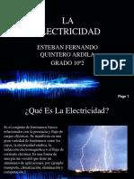 La Electricidad